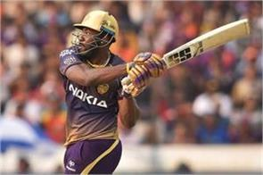 russell can score double hundred in ipl  hussey