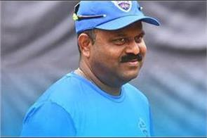 amre became assistant coach of delhi capitals