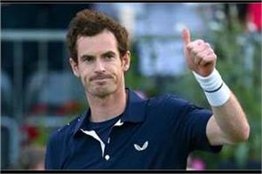 tennis  andy murray withdrew from the open at delre