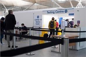 britain closes travel corridors due to corona riots
