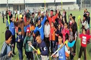 surjit hockey gets recognition from hockey india