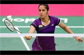 indian challenger at thailand open  saina loses and injured srikkanth withdraws