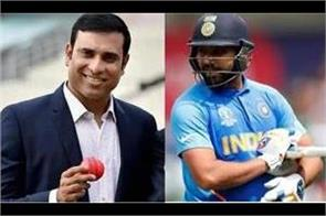 laxman hopes for hundreds on rohit  s return