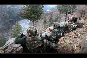 the pakistani army targeted half a dozen areas