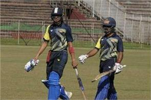 syed mushtaq ali trophy in punjab knockout