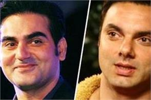 fir against sohail khan s son nirvaan khan and arbaaz khan