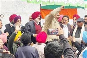 congress dispute in batala