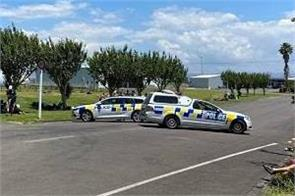 gisborne airport  bomb threat