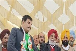 akali dal  former councilor  comrades  congress  involved