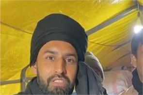 farmers protest punjabi singer harf cheema