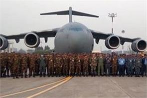 bangladesh armed force republic day parade new delhi