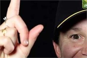 sydney test claire polosak men s test match umpiring first female officer