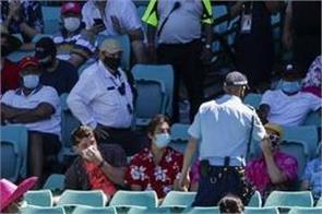 sydney test match mohammed siraj racist remarks