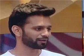 rahul vaidya s girlfriend disha parmar to enter bigg boss 14