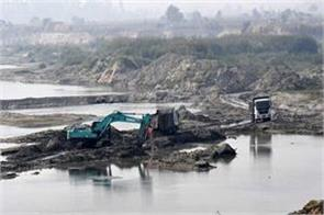 mining in punjab rivers