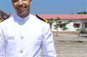 indian navy  sub lieutenant  amit saini hoshiarpur