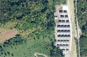china arunachal pradesh indian land village