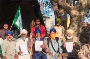farmer movement  village natheha  panchayat
