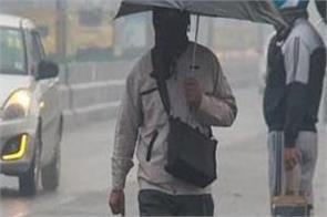 rain in delhi again on saturday