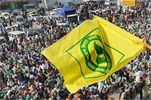 farmer movements political parties