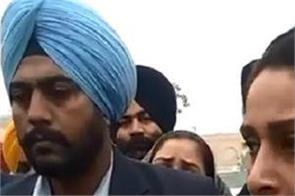 agriculture law sri harmandir sahib former union minister harsimrat kaur badal