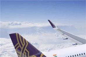 vistara starts daily flight service between delhi to sharjah