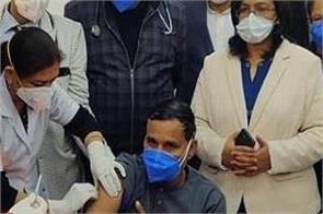 haryana coronavirus vaccination vaccine health workers