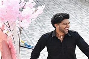 guru randhawa mushy pic with mystery girl sparks engagement rumours