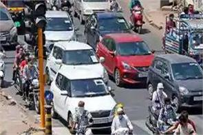 new delhi s new year s gift the facility to drivers until march 31