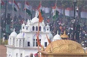punjab republic day tableau guru tegh bahadur s sacrifice