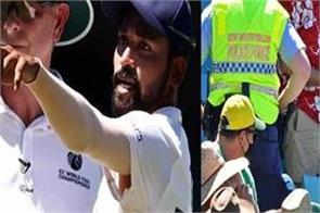 cricket australia indian team racist remarks apology