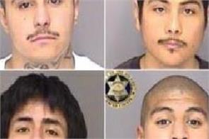 six inmates escape california county jail