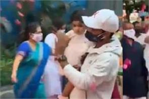 ajinkya rahane mumbai welcome video