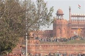 red fort violence team of forensic experts reached the red fort