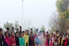 krishna college rally  lohri  festival  budhlada