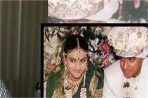 kajol had married ajay devgn against her father s wishes