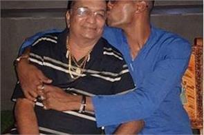 hardik pandya father death emotional note