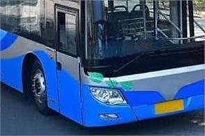 electric buses jalandhar