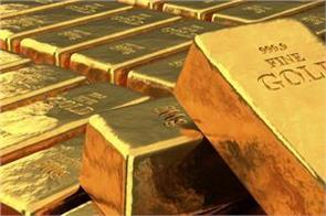 gold rises 1 to rs 49 190 10 gm