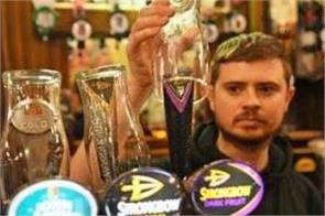 uk corona virus  alcohol sales