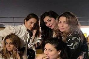 pregnant kareena kapoor is expressing her regret  shared photo