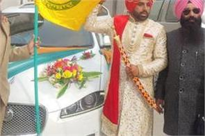 unique marriage dasuya farmers support