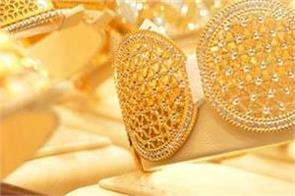 gold declines rs 108  silver gains rs 144