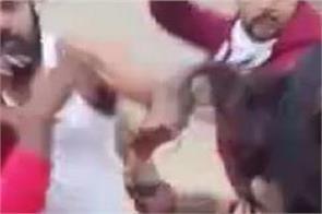 sc families women beaten video viral