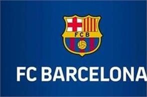football club barcelona  staff member  corona virus