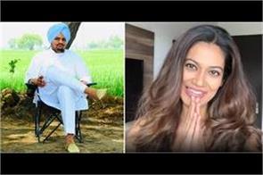 payal rohtagi new video on sidhu moose wala