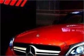 mercedes benz india to increase ex showroom price