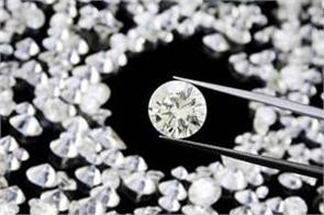diamond business shines due to increasing online purchases