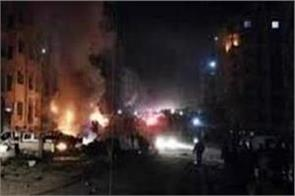 4 killed in car explosion in northern syria
