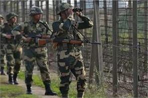 a jawan was killed in a firing incident by the pakistan army in rajouri
